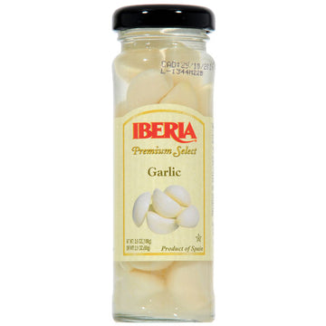 Iberia Premium Select Garlic Cloves, 3.5 oz