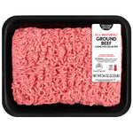 All Natural 73% Lean/27% Fat Ground Beef Tray, 2.25 lb - Water Butlers