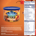 Blue Diamond Almonds, Bold Habaneros BBQ, 6 oz - Water Butlers