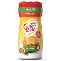 Coffee Mate Sugar Free Hazelnut Coffee Creamer, 10.2 fl oz - Water Butlers