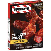 TGI Fridays Honey BBQ Chicken Wings, 9 oz - Water Butlers