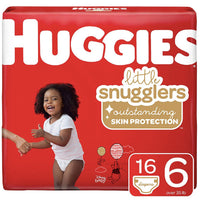 Huggies Baby Diapers - Size 6 (16 Count) - Water Butlers