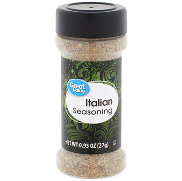 Great Value Italian Seasoning, 0.95 oz