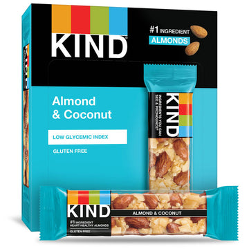 KIND Bars, Almond & Coconut, 6 Count