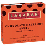 Larabar Gluten Free Bar, Chocolate Hazelnut Swirl, 5 Ct - Water Butlers