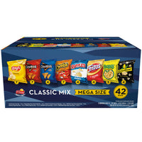 Frito Lay Classic Mix, Variety Pack, 42 Bags