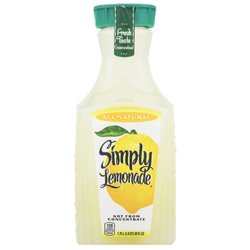 Simply All Natural Lemonade, 59 Fl. Oz.