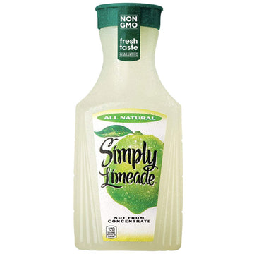 Simply Limeade Juice Drink, 59.1 Fl Oz
