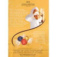 Lindt Lindor Assorted Chocolate Truffles, 8.5 Oz. - Water Butlers