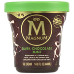 Magnum Dark Chocolate Mint Ice Cream 14.8 oz