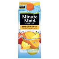 Minute Maid Premium Mango Punch, 59 fl. oz. - Water Butlers