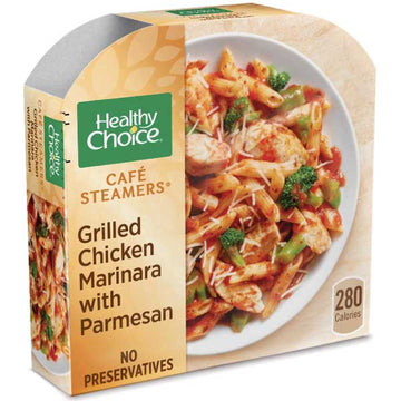 Healthy Choice Grilled Chicken Marinara with Parmesan, 9.5 oz