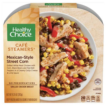 Healthy Choice Mexican Style Street Corn, 9.25 oz