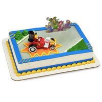 Disney Mickey and the Roadster Racers Birthday Cake - Water Butlers
