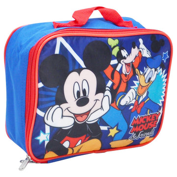 Disney Mickey Mouse & Friends Insulated Lunch Bag