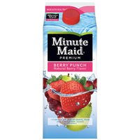 Minute Maid Berry Punch, 59 fl. oz. - Water Butlers