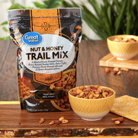 Great Value Nut & Honey Trail Mix, 26 Oz. - Water Butlers