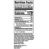 Mountain Dew 12fl oz, 24 Count - Water Butlers