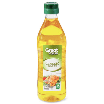 Great Value Classic Olive Oil, 17 fl oz
