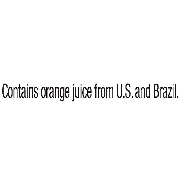 Tropicana Homestyle Some Pulp Orange Juice 52 oz. - Water Butlers