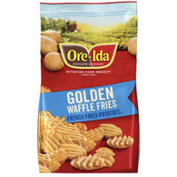 Ore-Ida Golden Waffle Fries, 22 oz - Water Butlers