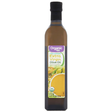 Great Value Organic Extra Virgin Olive Oil, 17 fl oz