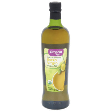 Great Value Organic Extra Virgin Olive Oil, 25.5 fl oz