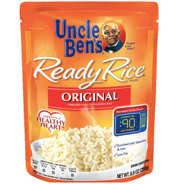 Uncle Ben's Ready Rice, Original, 8.8oz