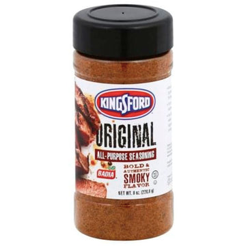 Badia Kingsford Original All Purpose Seasoning, 8 oz