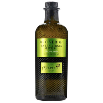 Carapelli Oro Verde Extra Virgin Olive Oil, 25.5 fl oz