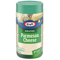 Kraft Grated Parmesan Cheese, 8 oz - Water Butlers