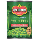 Del Monte Fresh Cut Sweet Peas, 15.25 oz - Water Butlers