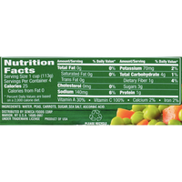 Libby's microwavable vegetables, Peas & Carrots, 4Ct - Water Butlers