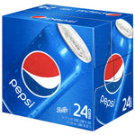 Pepsi Regular 12 fl oz, 24 Pack - Water Butlers