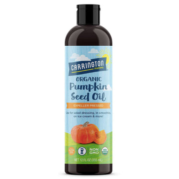 Carrington Farms Organic Pumpkin Seed Oil,12 fl oz