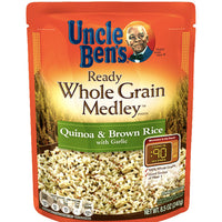 Uncle Ben's Ready Rice, Quinoa & Brown Rice, 8.5oz - Water Butlers