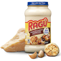Ragú Roasted Garlic Parmesan Sauce, 16 oz. - Water Butlers