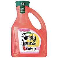 Simply Lemonade with Raspberry, 89 fl Oz - Water Butlers