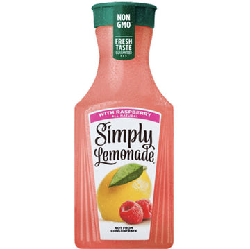 Simply Lemonade with Raspberry, 59.1 fl Oz