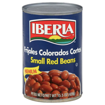 Iberia Premium Small Red Beans, 15.5 oz
