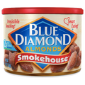 Blue Diamond Almonds, Bold Smokehouse, 6 oz