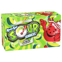 Kool-Aid Jammers, Sours Green Apple, 10 Ct - Water Butlers