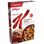 Special K Chocolatey Delight Cereal Value Size 18.5 oz - Water Butlers
