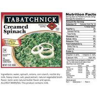 Tabatchnick Creamed Spinach Soup, 15 oz - Water Butlers