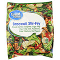 Great Value Broccoli Stir-Fry, 20 oz