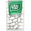 Tic Tac Fresh Breath Mints, Freshmint Singles, 1 oz