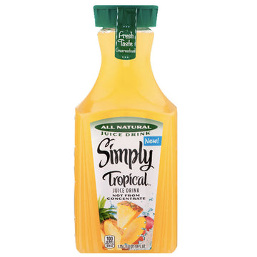 Simply Tropical Juice Drink, 59 Fl. Oz.