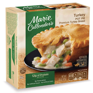 Marie Callender's Turkey Pot Pie, 15 oz