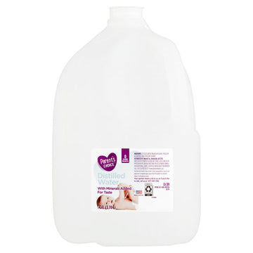 Parent's Choice Distilled Water, 1 Gallon