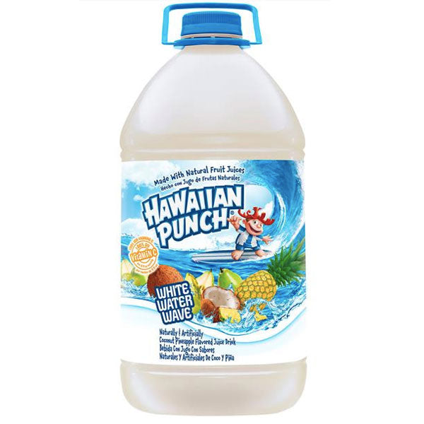 Hawaiian Punch White Water Wave, 1 gal - Water Butlers